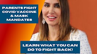 FIGHT BACK AGAINST COVID VACCINE and MASK MANDATES