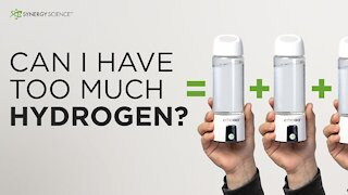 Can You Have Too Much Hydrogen? - Tae Talks Science: Ep. 8