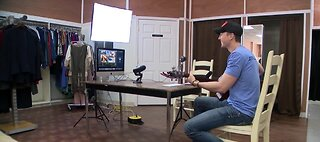 Virtual music lessons for veterans