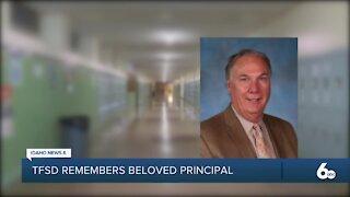 Twin Falls High School principal dies suddenly