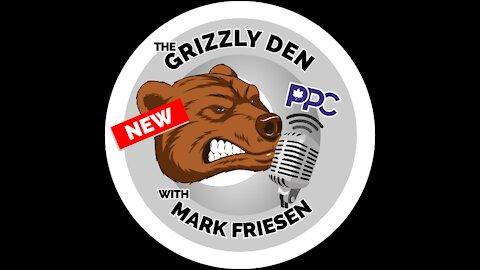 The Grizzly Den - Premiere Episode - Ep1 - Maxime Bernier