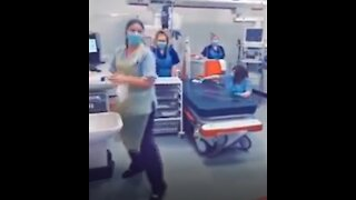 Healthcare workers during Covid-19 pandemic