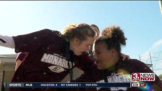 Monarchs' Motivation: Girls with Angelman Syndrome inspire Papio softball team
