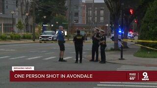 Police: Man found shot in Avondale