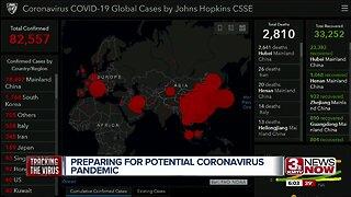 Preparing for Potential Coronavirus Pandemic