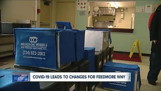 COVID-19 leads to changes for Feedmore WNY