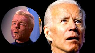 Captain Pike Biden Holds Press Conference