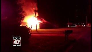 Onondaga fire under investigation