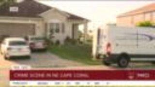 Breaking: Crime scene in Cape Coral neighborhood