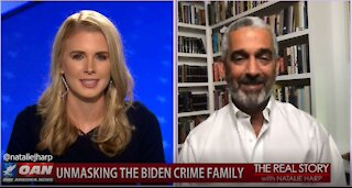 The Real Story - OAN Hunter Biden's Art Scheme with Lee Smith