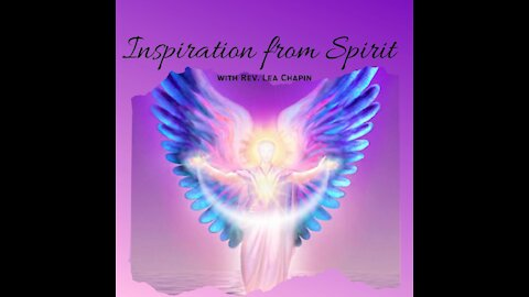Inspiration from Spirit Show ~ 24May2021
