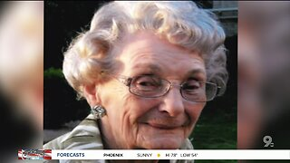 102-year-old shares message of hope during Coronavirus pandemic