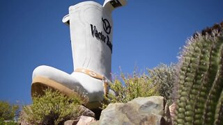 Iconic cowboy boot proves to be Absolutely Arizona