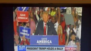 Trump kinda sounds like Steve Bannon here.