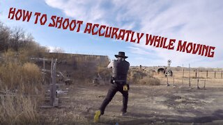 The Art of Shooting Accurately While Moving