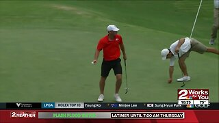 Defending Champion Oklahoma State knocked off by Texas in Semifinals of NCAA Golf Championship