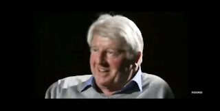 """""""Population Growth/Reduction"""" - Stanley Johnson 2012 Guardian Interview Clip"""
