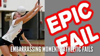 Embarrassing Moments Athletic Fails