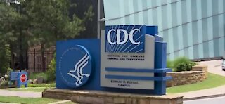 CDC: COVID hospitalizations dropping, cases continue to rise