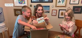 San Diego family creates game to help people cope with anxiety