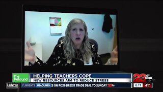 New program working to help educators deal with stress