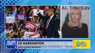 "LIZ HARRINGTON: LIBERAL MEDIA IS ""DERANGED"" ABOUT TRUMP"
