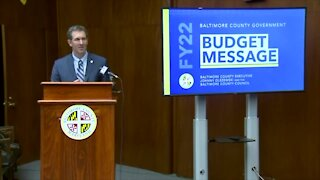 Baltimore County Executive Johnny Olszewski proposes $4.2 billion budget for FY2022