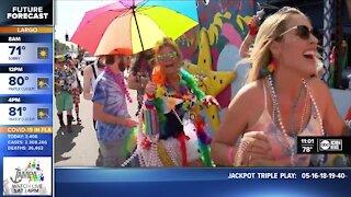 Tampa Pride in Ybor City