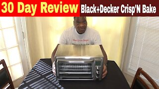 Black and Decker Air Fryer 30 Day Review