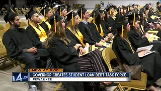 Governor Evers creates student loan debt task force