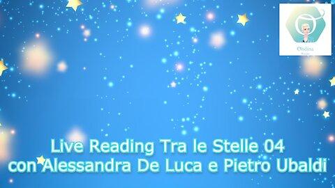 Night Live Reading tra le Stelle con Alessandra De Luca e Pietro Ubaldi