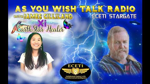 Xi Earthstar - As You Wish Talk Radio