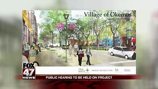 Public hearing to be held on project