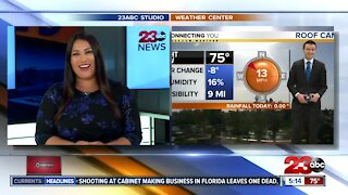 23ABC Evening weather update April 8, 2021