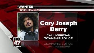Local man wanted on Felony warrant