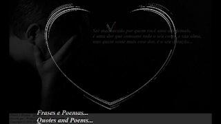 Ser machucado por quem você ama, dói demais, é uma dor.... [Frases e Poemas]