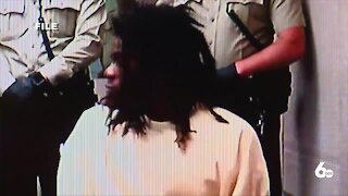 Boise mass-stabber Timmy Earl Kinner Jr. sentenced to life without parole for murder of 3-year-old