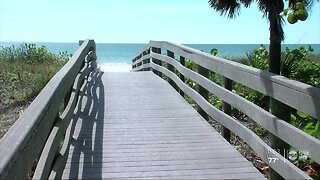 Pinellas County reopens public beaches, hotel pools