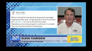 Glenn Youngkin, Candidate VO Gov (R) - Final week of Primary