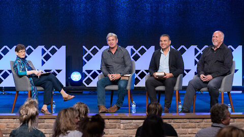 Question & Answer session: Behold He Comes Conference - September 11, 2021