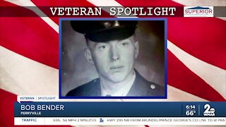 Veteran Spotlight: Bob Bender of Perryville