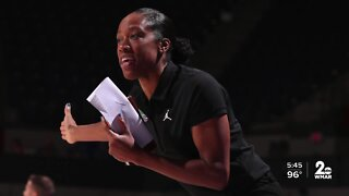 Terps legend hired as Eagles new women's basketball coach