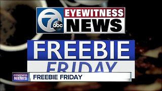 Freebie Friday: check out this week's freebies and deals