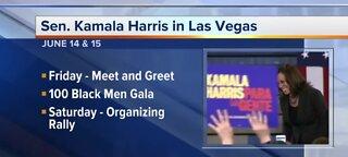Kamala Harris coming back to Vegas