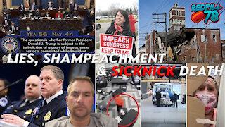 Lies, Shampeachment & the Strange Death Of Officer Brian Sicknick