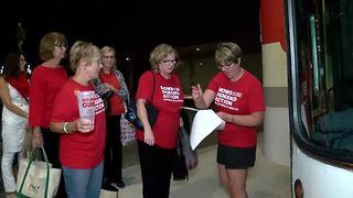 Moms talk to legislators about gun control | Digital Short