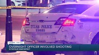 Tulsa Police Officer Involved Shooting