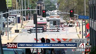 First Friday changes impact businesses, turnout