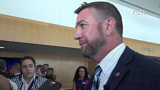 Rep. Duncan Hunter responds to Mueller report
