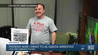 Phoenix man linked to Al-Qaeda arrested
